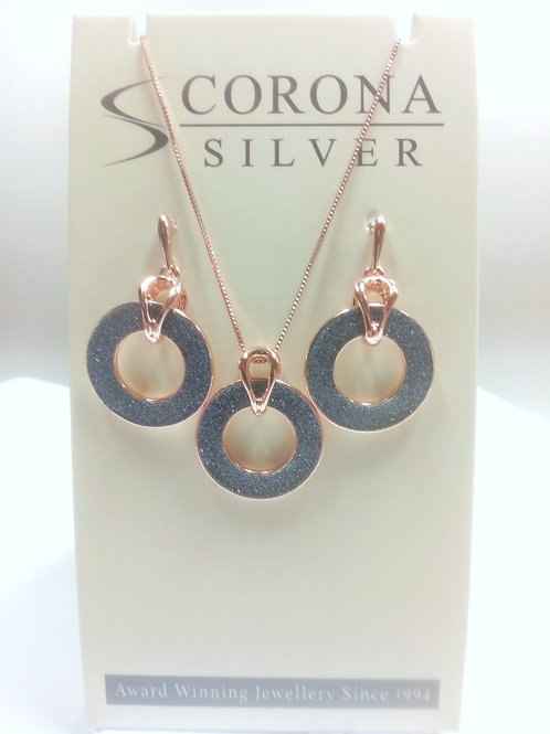 Pendant & Earring Set