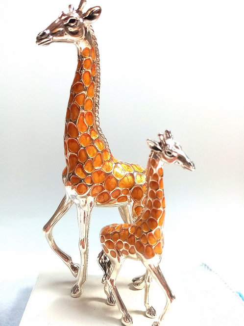 Silver Giraffe