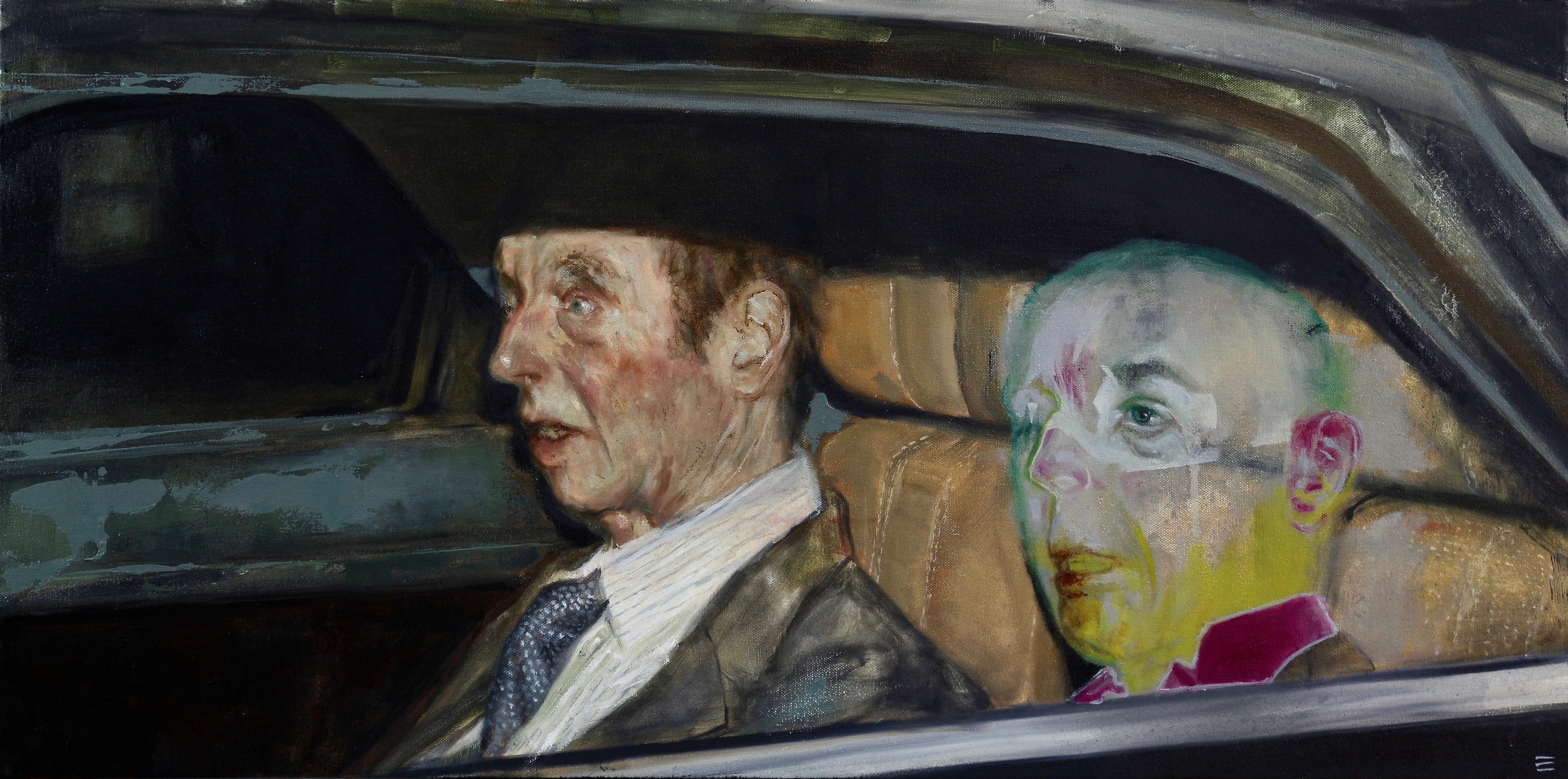 Blind Passenger
