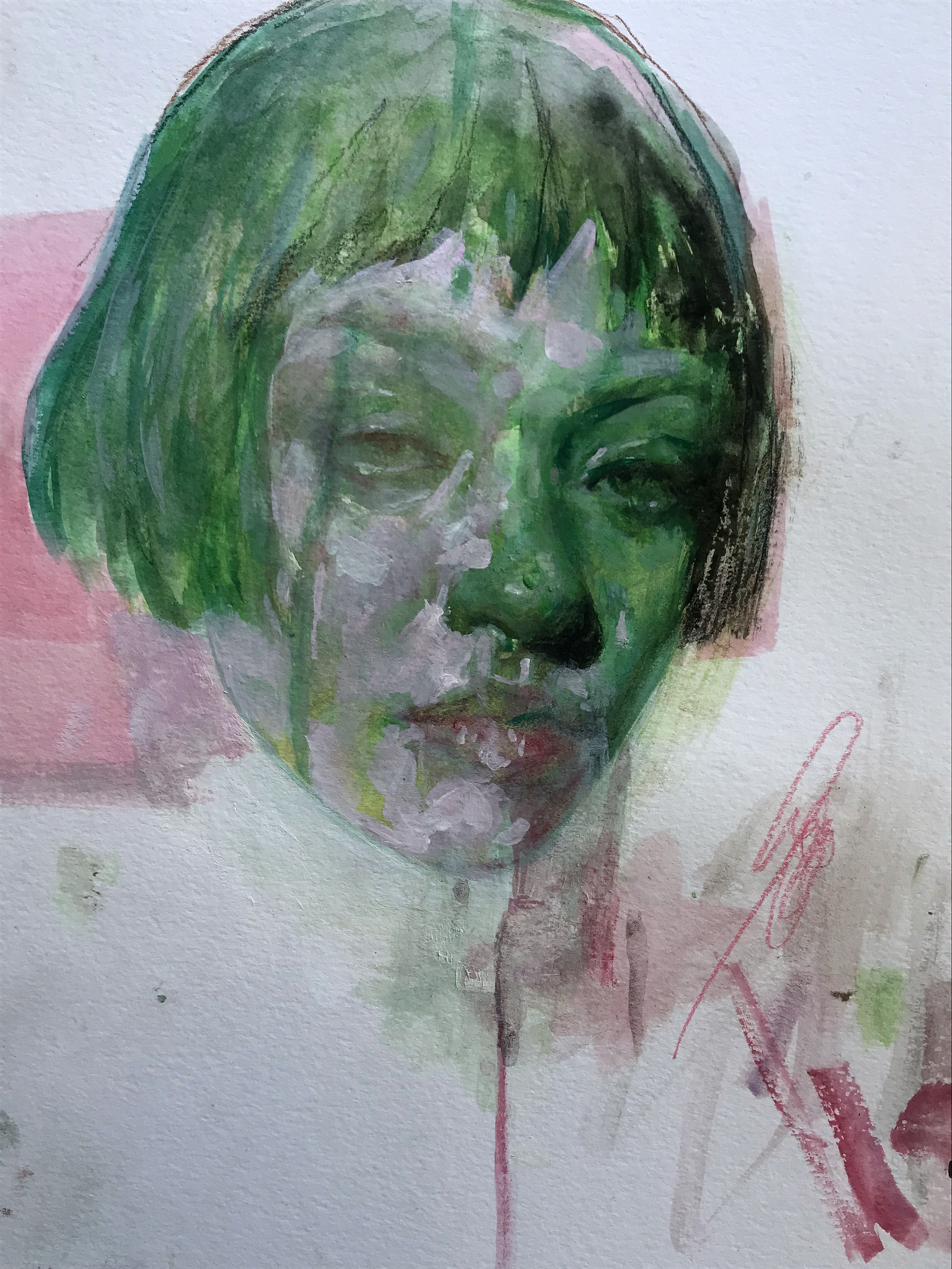 Green Alice