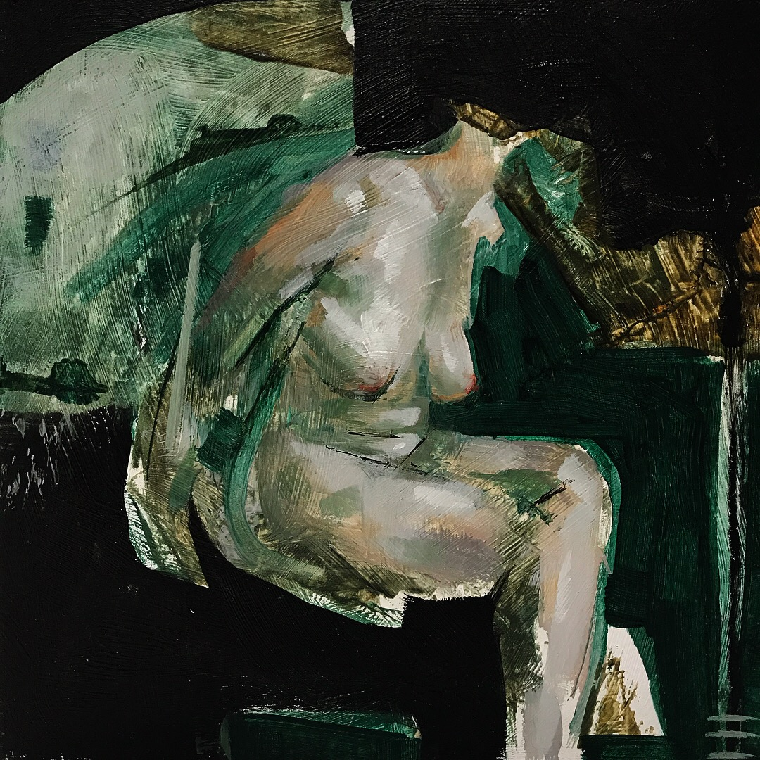 Green Nude (trio)