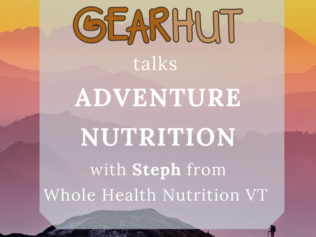 Nutrition for Adventure with Steph