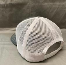 RICHARDSON TRUCKER HAT - CHARCOAL/WHITE