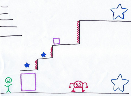 DoodleMatic: Get to the Goal with Gravity