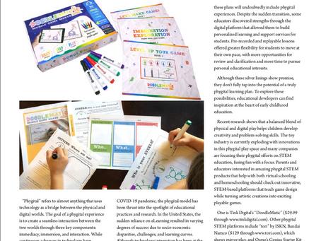 The Phygital World- STEM Today Magazine