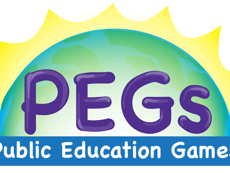 PEGs-  Public health Education Games