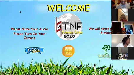 BTNF 2020 Summer Camp Orientation