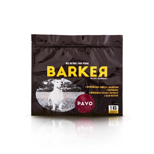 Barker Mix Natural de Pavo x 1kg