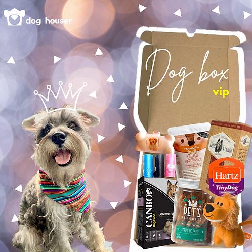 Packs snacks: Dog Box VIP