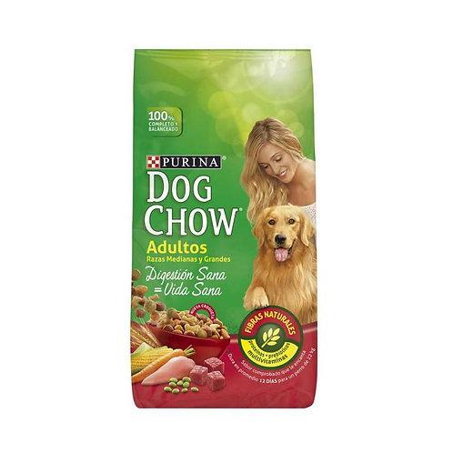 Dog Chow Adulto Raza Mediana y Grande 15k