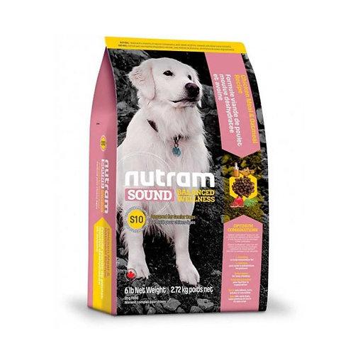 Nutram S10 Sound Senior Dog - Adulto mayor 2k
