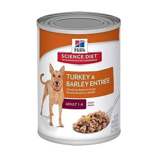 Hills SD Adult Gourmet Turkey - Adulto - Pavo 370g