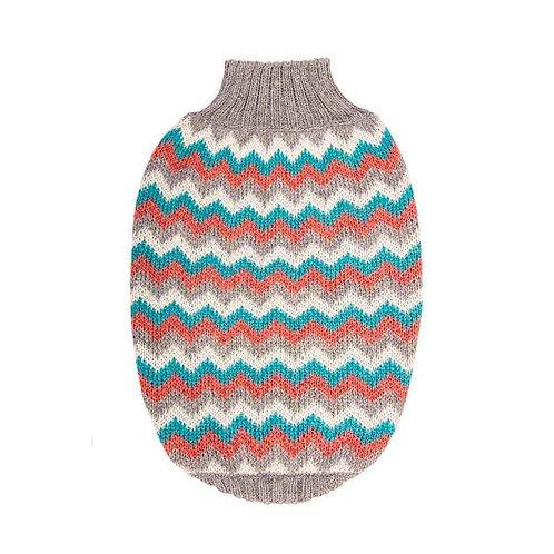Hot Dogz Sweater Zig Zag Talla L