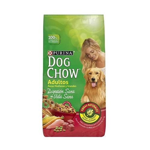 Dog Chow Adulto Raza Mediana y Grande 8k