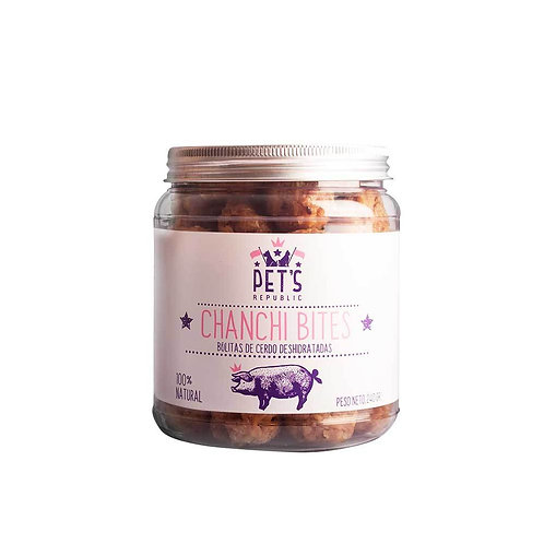 Snack Pet's Republic Chanchi Bites 250g