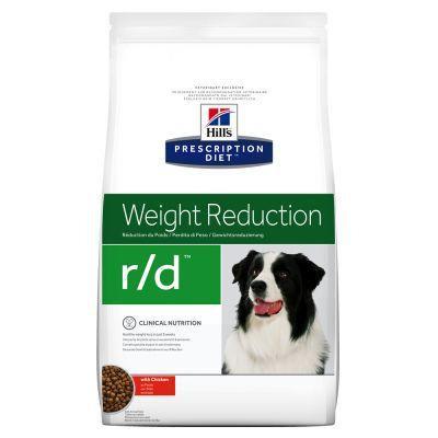 Hills PD r/d Dry - Reducción de peso 3.9kg