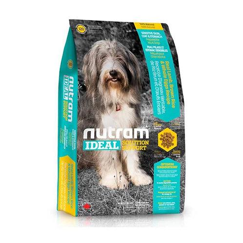 Nutram I20 Ideal Sensitive Skin Coat & Stomach - Piel y estómago sensible 13k