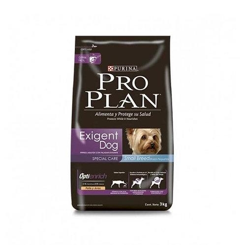 Pro Plan Exigent Dog Small Breed - Adulto - Raza pequeña 7.5k