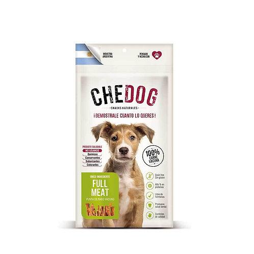 Chedog Full Meat (Punta de rabo vacuno) 80gr
