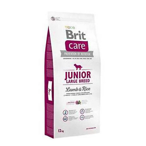 Brit Care Junior Large Breed Lamb & Rice 12k