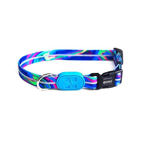 Collar Reflectivo Aurora Talla M (Hasta 15kg)