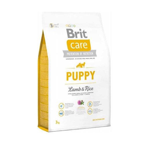 Brit Care Puppy Lamb & Rice - Cachorro - Cordero y arroz 3k