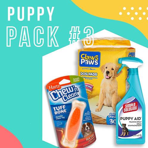 Pack cachorro #3