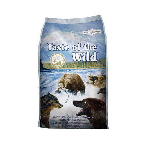 Taste of the Wild Pacific Stream Canine - Adulto - Salmón ahumado 13k