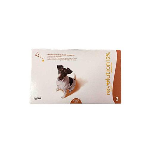 Zoetis Revolution Perros 12% x 0.50ml (5.1 - 10kg) x Unidad