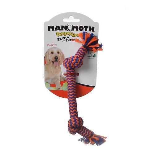 Mammoth Small 9 Extra 2 Knot Bone w/Z Core