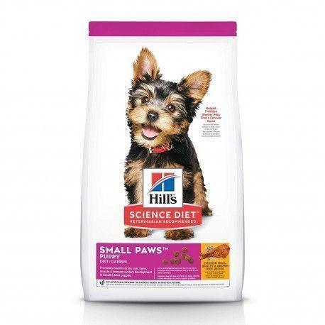 Hills SD Puppy Small & Paws - Cachorro - Raza pequeña 2k