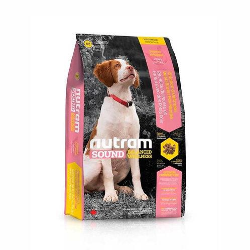 Nutram S2 Sound Puppy - Cachorro 2k