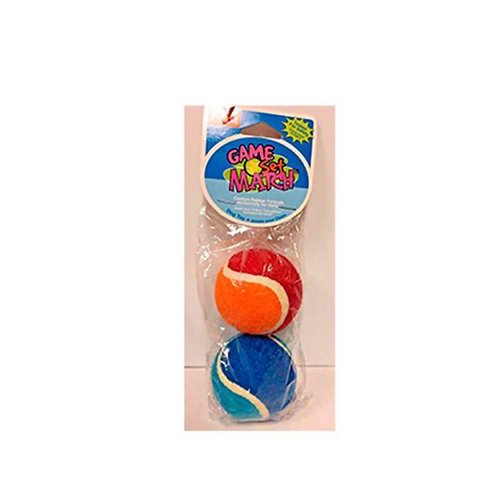 Hartz Game, Set, Match, Ball Dog Toy