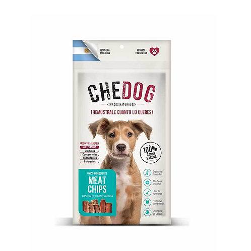 Chedog Meat Chip (Bastones de Esófago vacuno) 70gr