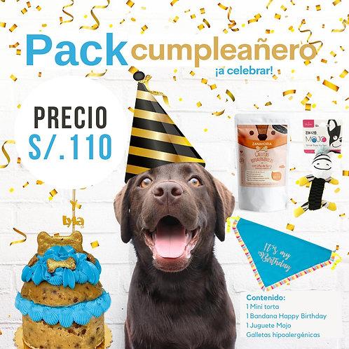 Pack cumpleaños