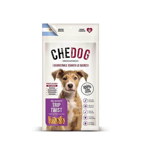 Chedog Trip Twist (Twist de tripa vacuna) 80gr