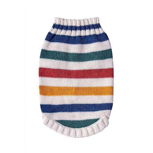Hot Dogz Sweater Rayas Talla M
