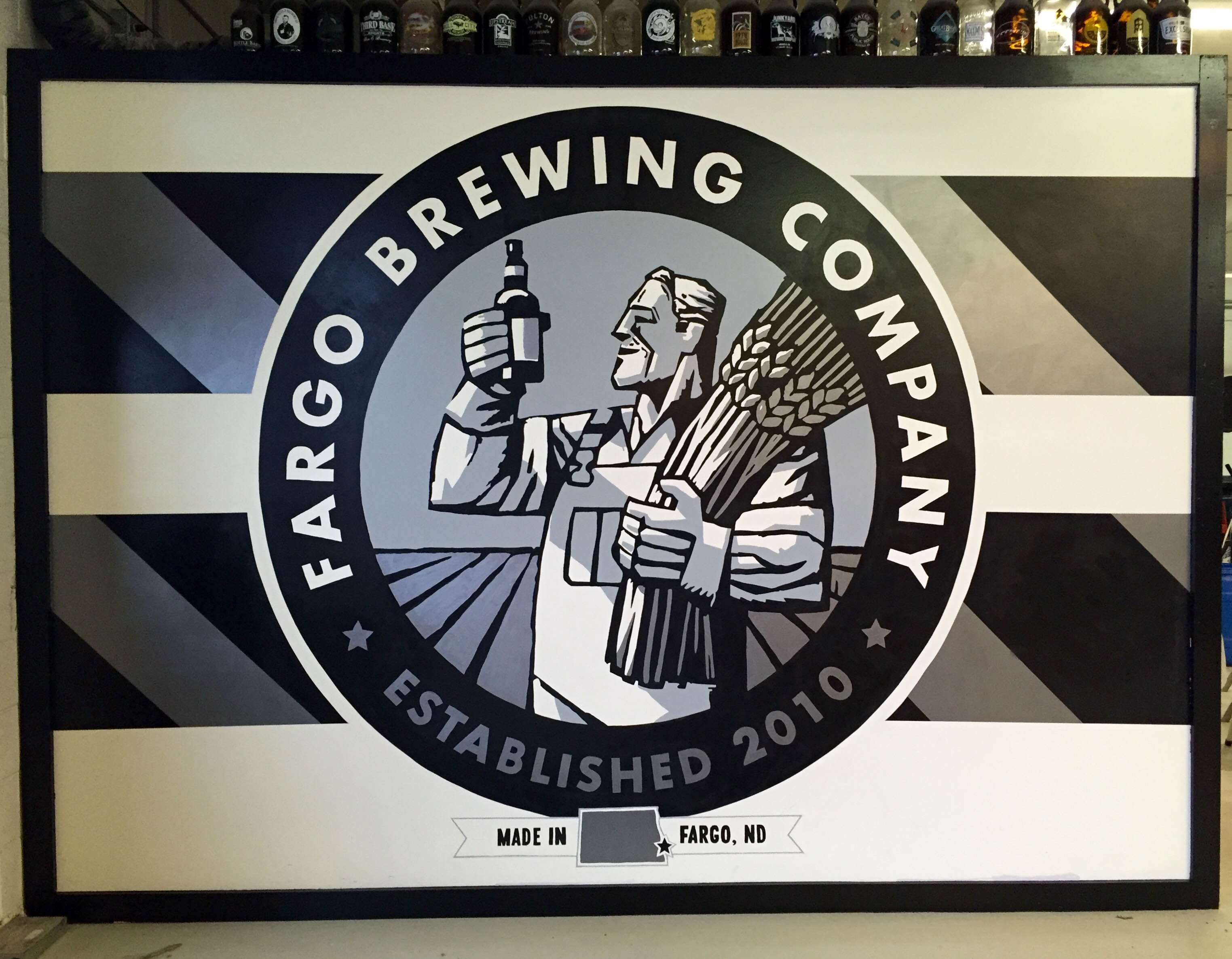 Fargo Brewing Company Logo