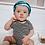 Thumbnail: Tye Dye Tube headband