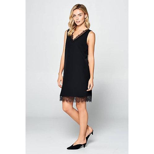 Sleeveless Mid Length Dress