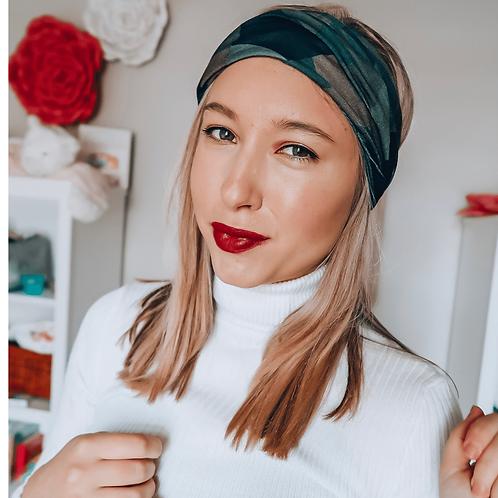 Camo tube headband