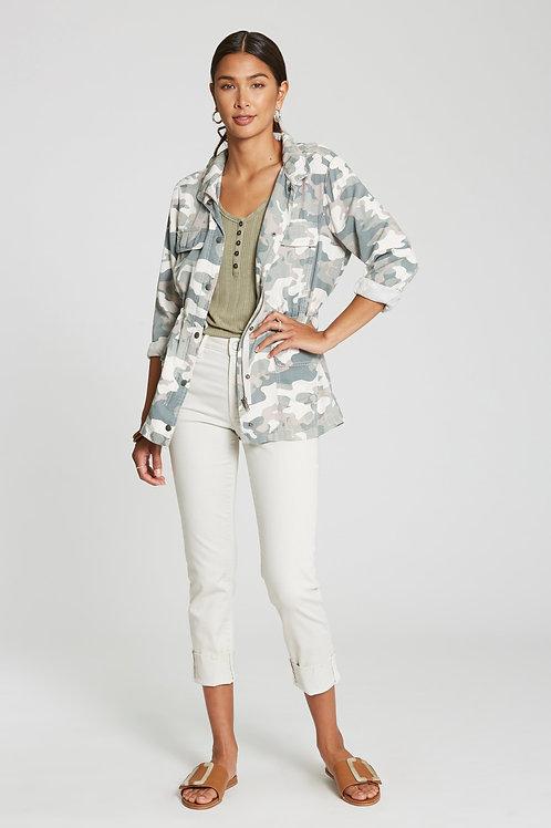 Jenny Surplus Camo Jacket