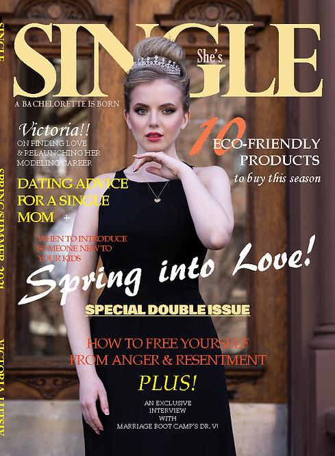 She's SINGLE Magazine - Double Issue