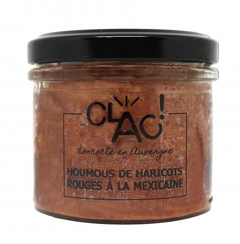 Houmous de haricots rouges à la Mexicaine