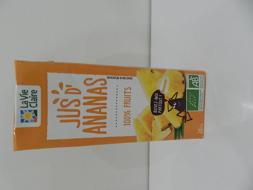 Pur jus d'ananas 20 cl