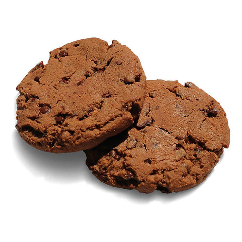 Vrac cookies tout chocolat 100g