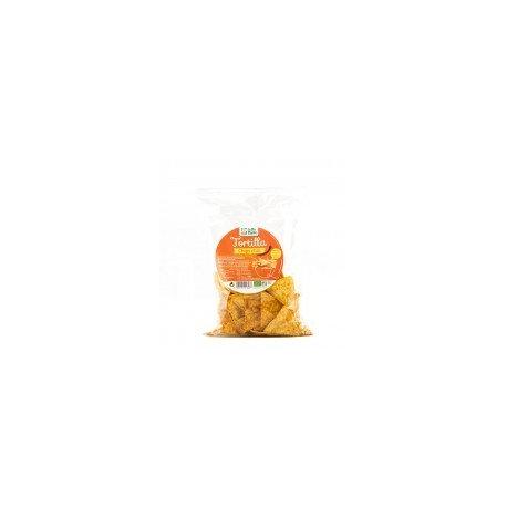 Chips tortilla chili bio