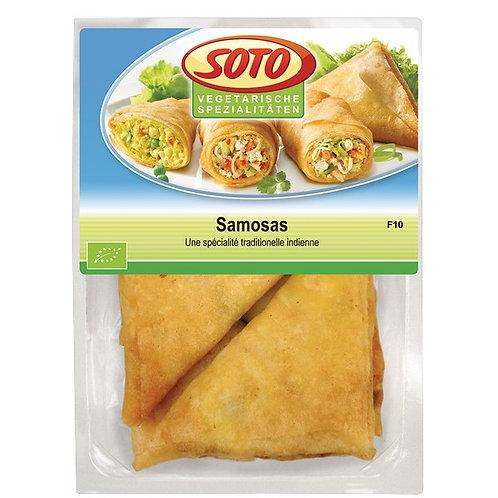 Samosas légumes 250g soto
