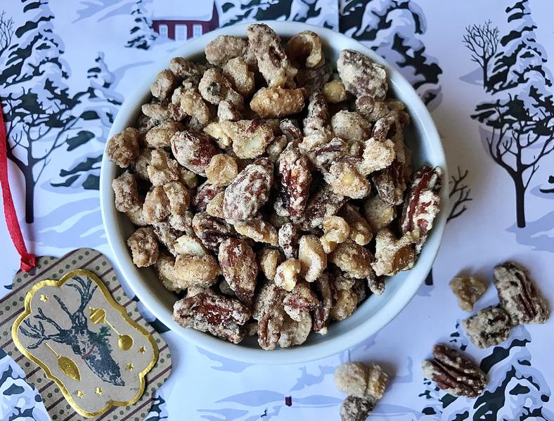 Maple Sugar Nuts