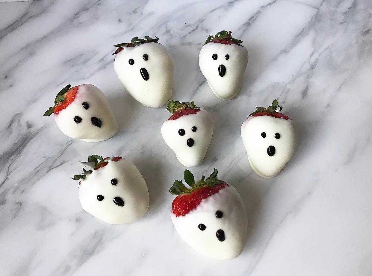 Spooky Strawberries